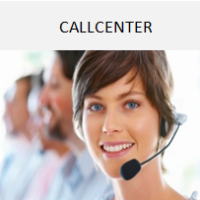 Callcenter telefooncentrales