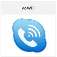 VoWIFI telefooncentrales