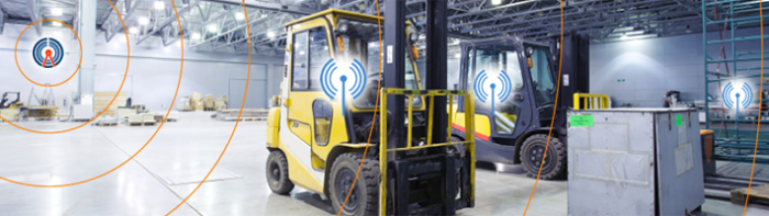 WIFI industrie logistiek