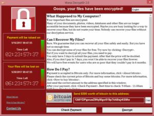 """Bescherm u tegen cyberaanvallen zoals """"WannaCry"""": enkele tips"""
