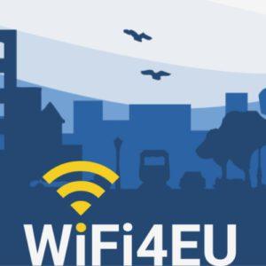 WiFi4EU gratis wifi openbare wiifi