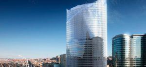 Start gestructureerde bekabeling & WiFi Silvertower Ghelamco in opdracht van VMA nv.