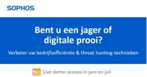 Bent u een jager of digitale prooi?