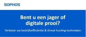Extra sessies! Bent u een jager of digitale prooi?